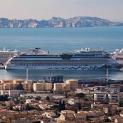 Covid-19 : une croisière-test au départ de Marseille avec 339 passagers avant la reprise officielle