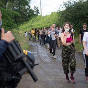 Evacuation du teknival de Redon: des collectifs dénoncent la destruction de matériel