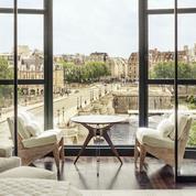 Pour l'ouverture de la Samaritaine, LVMH révèle quelques bribes de la maison Cheval Blanc Paris