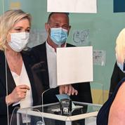 Départementales : Marine Le Pen largement en tête à Hénin-Beaumont