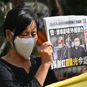 Hongkong: le quotidien pro-démocratie Apple Daily décidera vendredi d'arrêter ou poursuivre sa parution