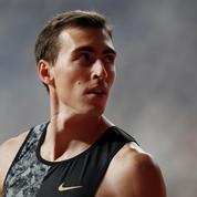 Athlétisme: positif à un diurétique, le Russe Shubenkov blanchi par l'antidopage