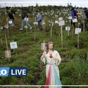 Covid-19: la Colombie dépasse le nombre des 100.000 morts