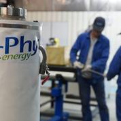 Hydrogène: McPhy annonce l'ouverture d'une usine à Grenoble début 2022