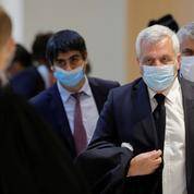 Le procès en appel des deux ex-policiers jugés pour viol au «36» renvoyé suite à l'hospitalisation de Thierry Herzog