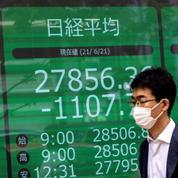 Bourse de Tokyo: le Nikkei finit en net rebond (+3,12%), soulagée par la Fed
