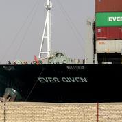 Un accord trouvé entre le propriétaire de l'Ever Given et les autorités égyptiennes