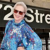 Pour l'anniversaire de Meryl Streep, la 72 Street devient la «72 Streep»