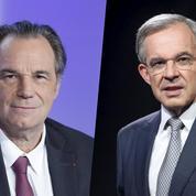 Sondage : duel très serré entre Renaud Muselier et Thierry Mariani au second tour des régionales en Paca