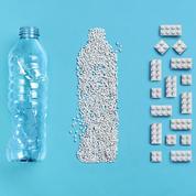 Lego lance son premier prototype de brique en plastique recyclé