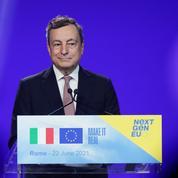 Europe : Mario Draghi craint un afflux de migrants après le départ des troupes de l'Otan d'Afghanistan