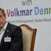 Bosch: Volkmar Denner quittera la direction fin 2021, remplacé par Stefan Hartung