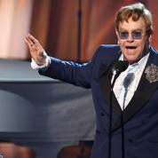 Elton John reprend sa tournée d'adieu, qui s'achèvera fin 2022 à Los Angeles