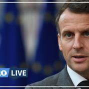 UE-Russie: Macron prône un dialogue «exigeant» avec Poutine pour «ne rien céder sur nos valeurs»