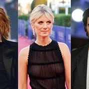 Mylène Farmer, Mélanie Laurent et Tahar Rahim dans le jury du Festival de Cannes