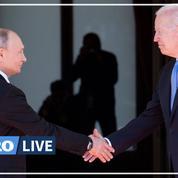 L'ambassadeur américain de retour à Moscou après le sommet entre Vladimir Poutine et Joe Biden