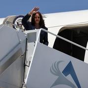 Critiquée par l'opposition, Kamala Harris se rend à la frontière avec le Mexique
