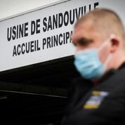 Pénurie de composants: Renault Sandouville fermée au moins 13 jours d'ici à la fin juillet