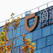 Le géant chinois des VTC Didi veut lever environ 4 milliards à Wall Street