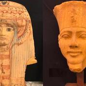 La France restitue à l'Égypte 114 antiquités pillées lors de fouilles clandestines