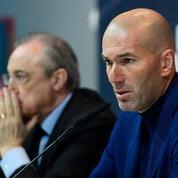 «Zidane rêve d'entraîner les Bleus» : Perez explique les raisons du départ de Zidane