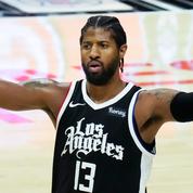 Les Clippers réagissent contre Phoenix en plays-offs NBA