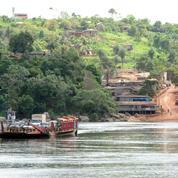 Une centrale hydroélectrique en Amazonie génère une quantité importante de gaz à effet de serre