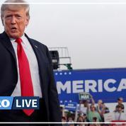 États-Unis : Trump lance la bataille pour les élections de mi-mandat devant des milliers de partisans