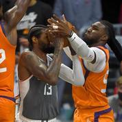 Play-offs NBA : les Suns à un pas de la finale