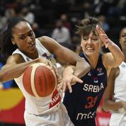 Basket : muselées de bout en bout, les Bleues s'inclinent en finale de l'Euro féminin