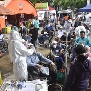 Indonésie: plus de 21.000 contaminations en un jour, un record pour le pays