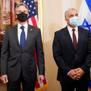Nucléaire iranien: le chef de la diplomatie israélienne dit à Blinken ses «fortes réserves» sur les négociations