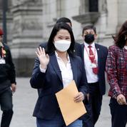 Présidentielle au Pérou: Keiko Fujimori demande un audit international