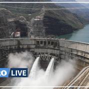 La Chine démarre la 2e plus grosse centrale hydroélectrique du monde