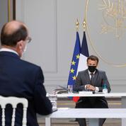 Emmanuel Macron : «Je ne vais pas changer de premier ministre»