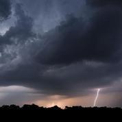 Météo : sept départements en «alerte orange» orages