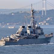L'Ukraine et les États-Unis lancent des exercices militaires en mer Noire