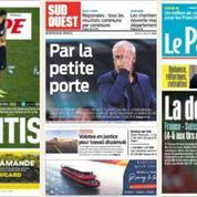 «Terrible désillusion», «partition illisible», «responsables de leur malheur»: la presse éreinte les Bleus