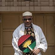 Le dirigeant séparatiste pro-Biafra arrêté et «ramené au Nigeria»