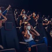 Avec 8,5 millions d'entrées en un mois, le cinéma retrouve peu à peu des couleurs