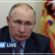 Poutine accuse les États-Unis d'avoir été impliqués dans l'accrochage en mer Noire