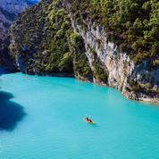 Gorges du Verdon : quatre activités grandeur nature