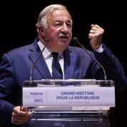 «Une forme de provocation ?» : Gérard Larcher s'interroge sur la présence d'une assesseure voilée dans le bureau de vote de Bardella