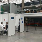 «On va chercher les jeunes sur leurs lieux de travail» : le campus de start-up Station F transformé en centre de vaccination