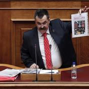 Grèce : arrestation de Pappas, numéro 2 du parti néonazi, en cavale