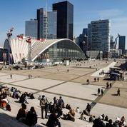 Cinq agences d'architectes pour reverdir la Défense à Paris
