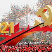 En Chine, les spectaculaires célébrations du centenaire du Parti communiste