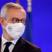 Le rebond de l'économie dépendra de la vaccination, selon Bruno Le Maire