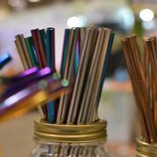 Pailles, couverts, gobelets... les alternatives au plastique ne font pas l'unanimité