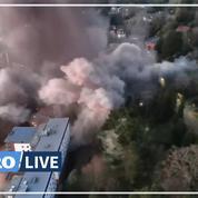 Loire : la bombe de 500 kg désamorcée, 1.800 habitants regagnent leur domicile